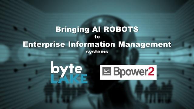 byteLAKE adding AI robots to ERPs