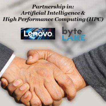 byteLAKE and Lenovo partnership (AI & HPC)