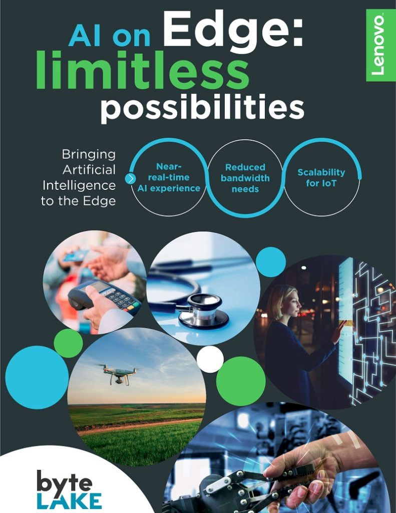 byteLAKE's and Lenovo's holistic approach to AI