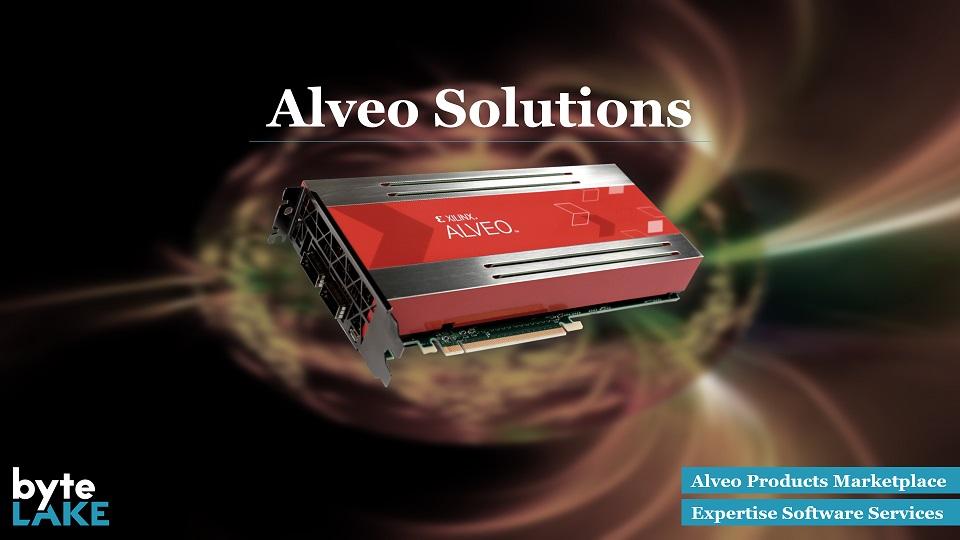 byteLAKE's Alveo Solutions