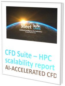 CFD Suite Scalability Report
